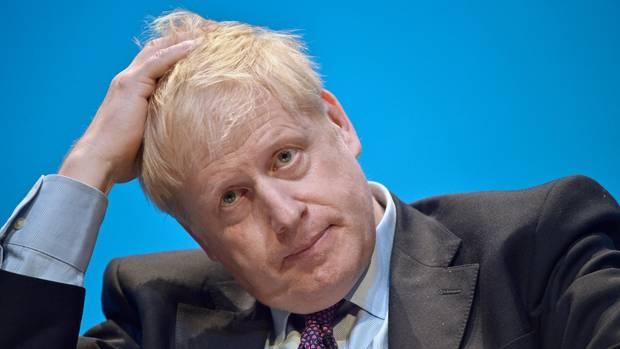 Boris Johnson ist der Favorit im Rennen um die Nachfolge der britischen Premierministerin Theresa May