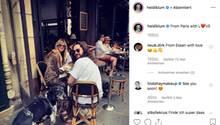 Heidi Klum verwirrt ihre Follower mit einem Instagram-Video