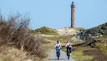 Blauer Himmel, schöne Landschaft, herrliche Ruhe: Die Nordseeinsel Norderney