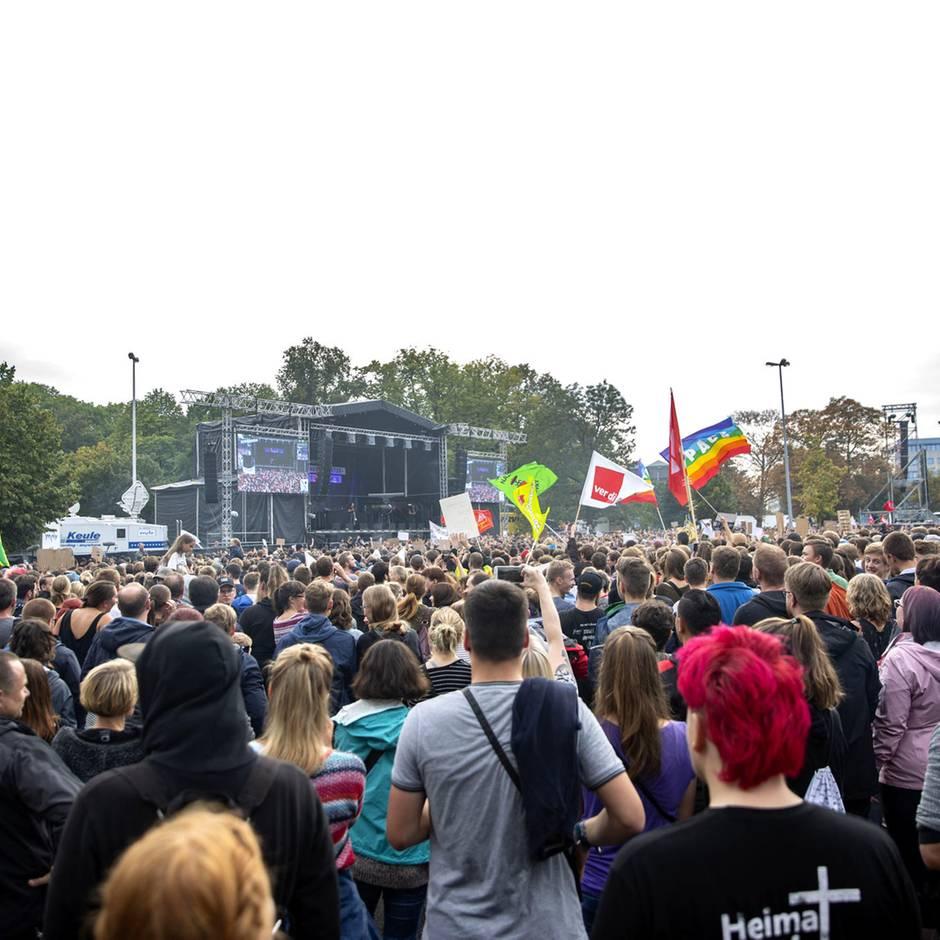 Nach #wirsindmehr: Auch Herbert Grönemeyer ist dabei: Chemnitz kündigt #wirbleibenmehr-Festival an