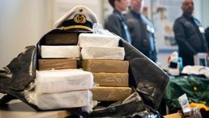 Beschlagnahmtes Kokain
