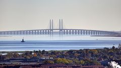 Brücke Kopenhagen - Malmö