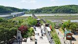 EMZ-Zug in Südkorea