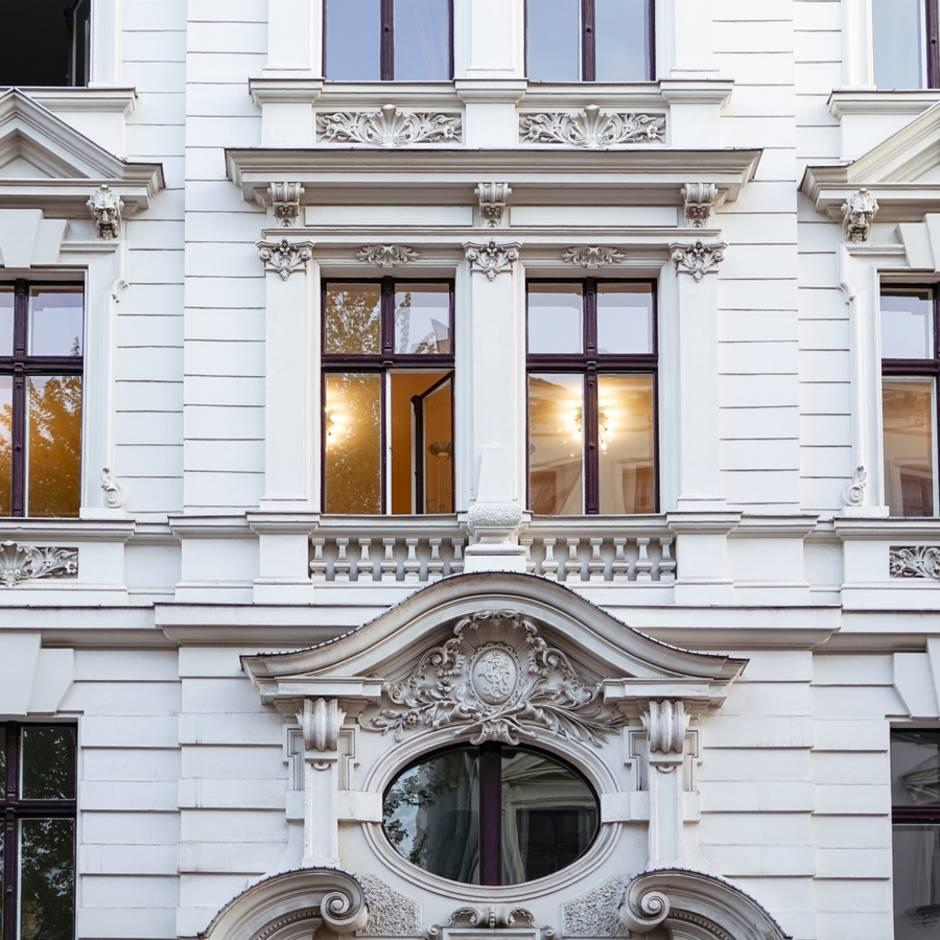 Immobilienpreise: Bis zu 9000 Euro den Quadratmeter: So teuer ist Altbau in den größten Städten