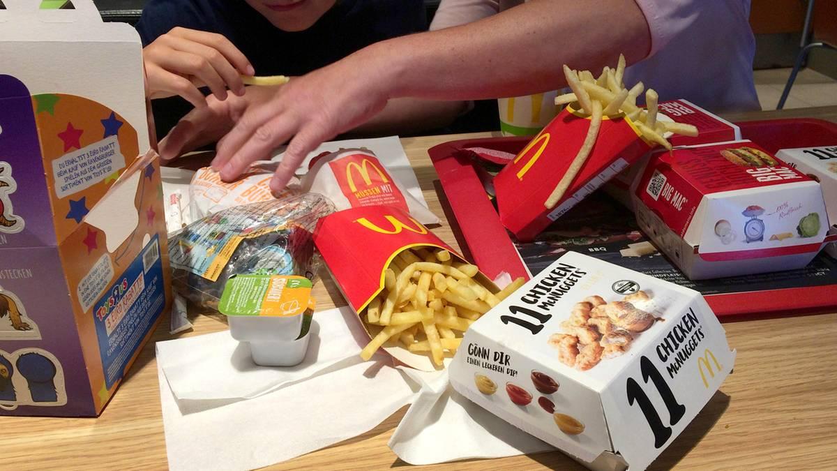 "Ex-McDonald's-Chef warnt: ""Geht nicht hin! Nicht zu Burger King, nicht zu McDonald's"""