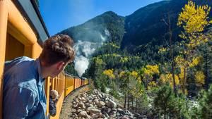 500 legendäre Zugreisen