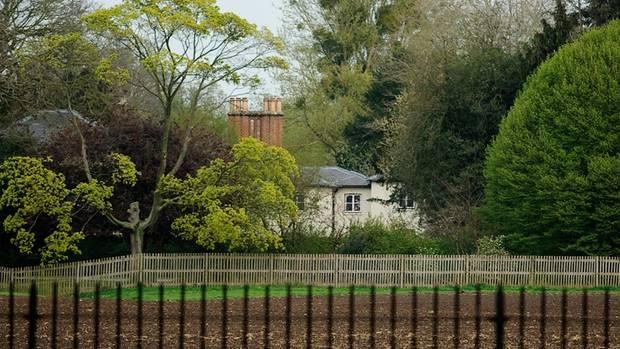 Frogmore Cottage, das neue Zuhause von Meghan und Harry