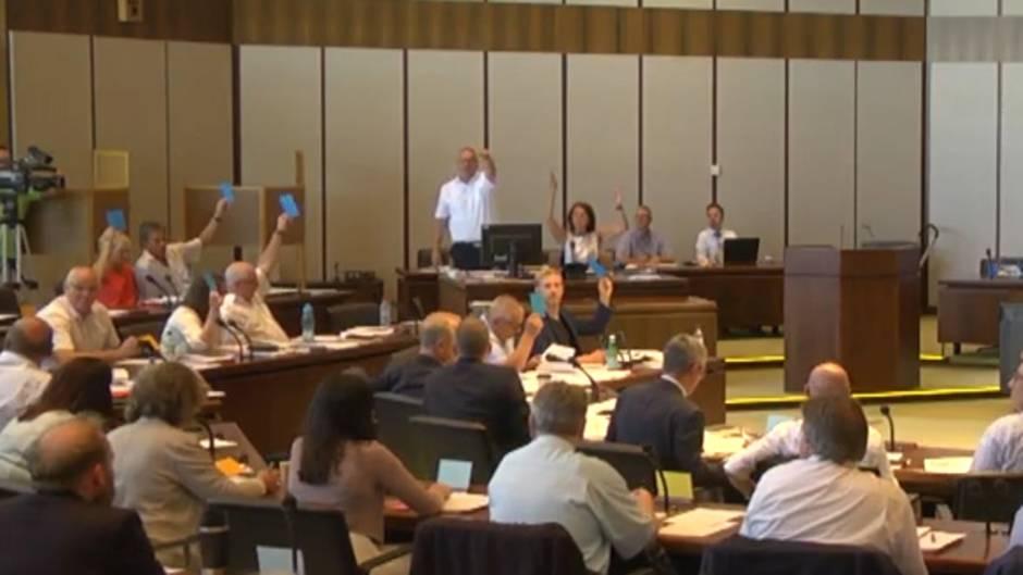 Die Afd hat sich im Ludwigshafener Stadtrat selbst aus dem Hauptausschuss gewählt