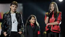 Michael Jacksons Kinder: Prince, Blanket und Paris Jackson