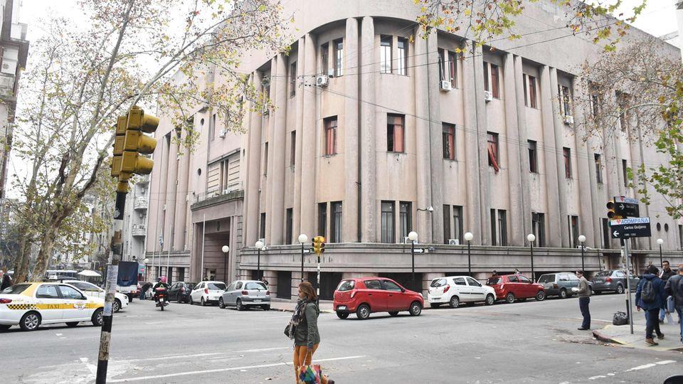 Das Gefängnis in Uruguays Hauptstadt Montevideo.