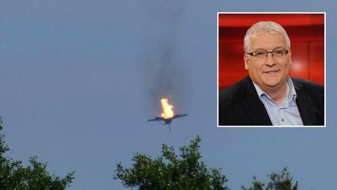 """Experte: """"Möglicherweise haben Teile mit hoher Geschwindigkeit den Piloten tödlich getroffen"""""""
