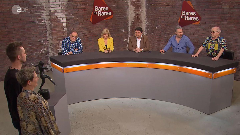 """""""Bares für Rares"""": im Händlerraum"""