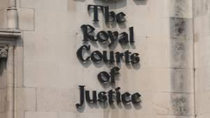 Der Fall einer geistig behinderten schwangeren Frau beschäftigt die britische Justiz (Symbolbild)