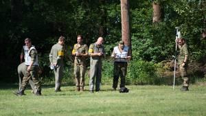 """Beide Flugschreiber der abgestürzten """"Eurofighter"""" gefunden"""