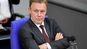 SPD-Bundestagsvizepräsident Thomas Oppermann
