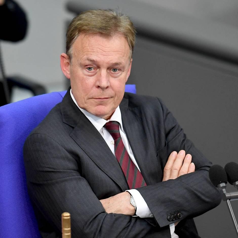 Auf Twitter: Hat Bundestags-Vizepräsident Thomas Oppermann Parteikollegen beschimpft?