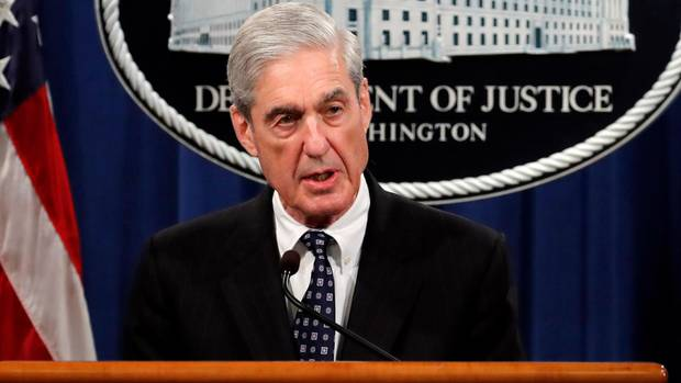Robert Mueller hält eine Vorladung vor den Kongress-Untersuchungsauschauss für unangemessen