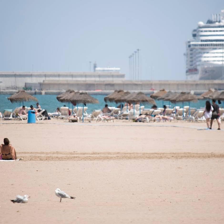 News des Tages: Spanien erwartet bis zu 44 Grad am Wochenende