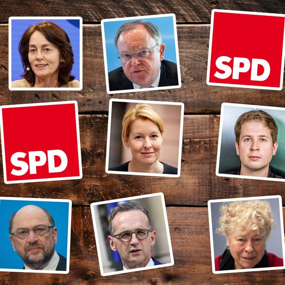 Volkspartei in der Krise: Revoluzzer, Hoffnungsträger oder ein Unbekannter – wer schnappt sich den SPD-Vorsitz?