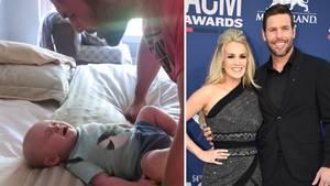 Carrie Underwood und Ihr Ehemann
