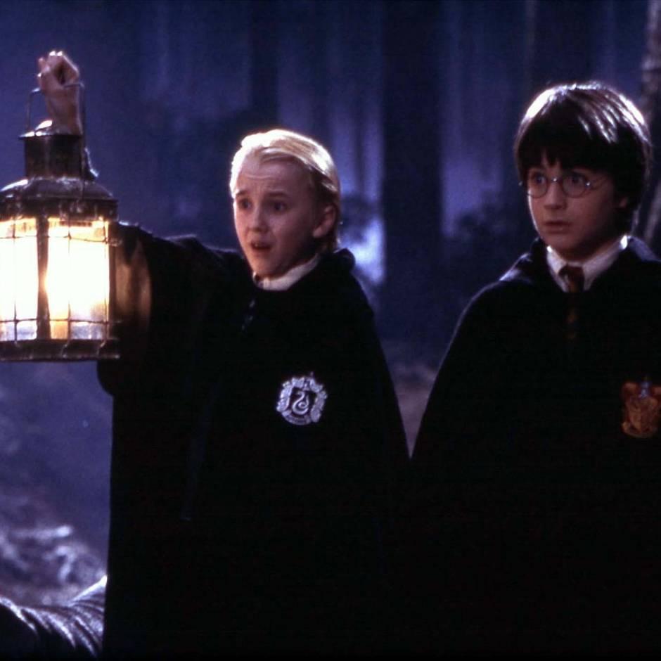 "Haben wir etwas verpasst?: Tom Felton: ""Harry Potter war die ganze Zeit in Draco verknallt"""