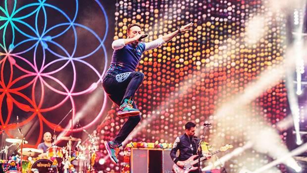 Coldplay - Live in Sao Paulo