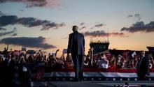 Donald Trump: Der Wahlkampf der Demokraten um seine Ablösung beginnt