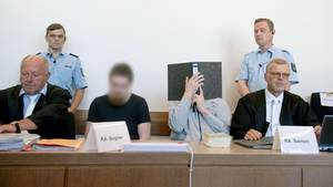 Prozess wegen Kindesmissbrauchs auf einem Campingplatz in Lügde
