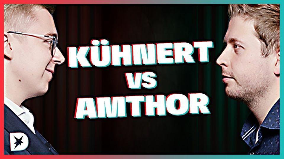 DISKUTHEK: Amthor streitet mit Kühnert – Folge 1 der neuen stern-Show