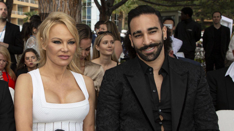 Pamela Anderson Adil Rami