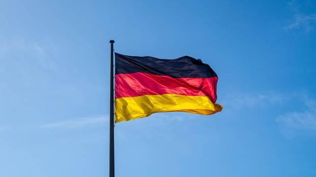 Die deutsche Flagge