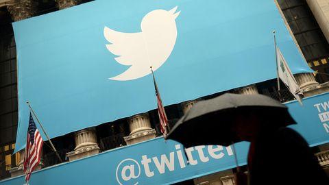 Das Twitter-Logo