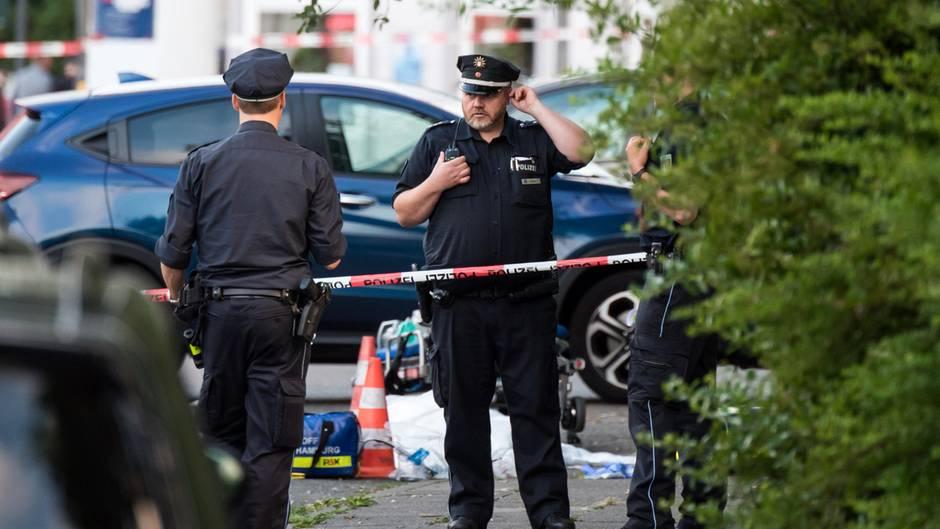 Hamburg Mann Erschossen