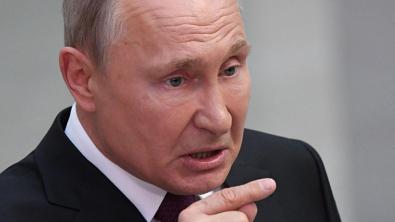 Wladimir Putin hat bei einem Interview erneut deutlich gemacht, was er von Angela Merkels Flüchtlingspolitik hält: nichts.