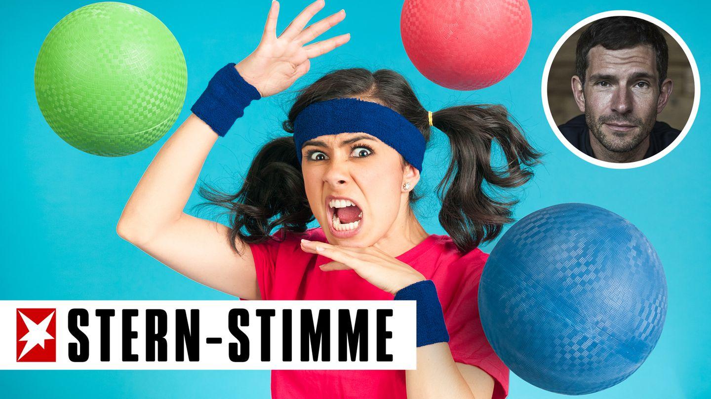Völkerball gehört für viele zu den schlechteren Erinnerungen an die Schulzeit