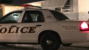 Ein US-amerikanisches Polizeiauto (Symbolbild)