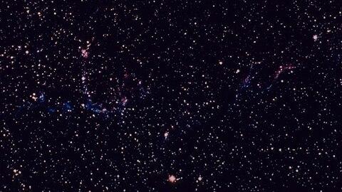 Ein Bild des Weltalls