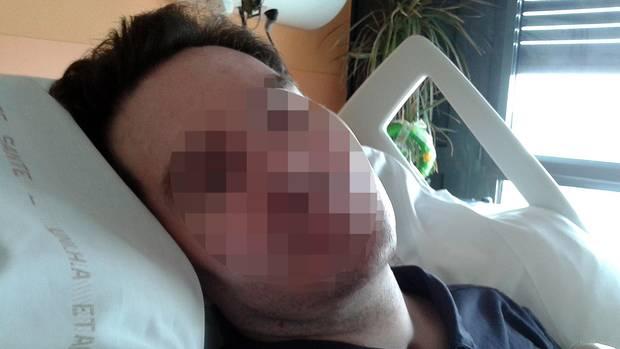 Der französische Koma-Patient Vincent Lambert