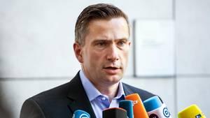 Martin Dulig (SPD), Landesvorsitzender der SPD Sachsen