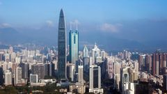Platz 10: Shenzhen, China  Eine von sieben chinesischen Städten schafft es in die Top Ten.