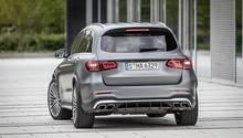 Mercedes AMG GLC 63 S+ 4matic