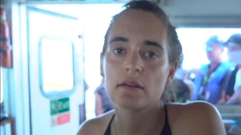 Carola Rackete - Kapitänien der Sea Watch 3