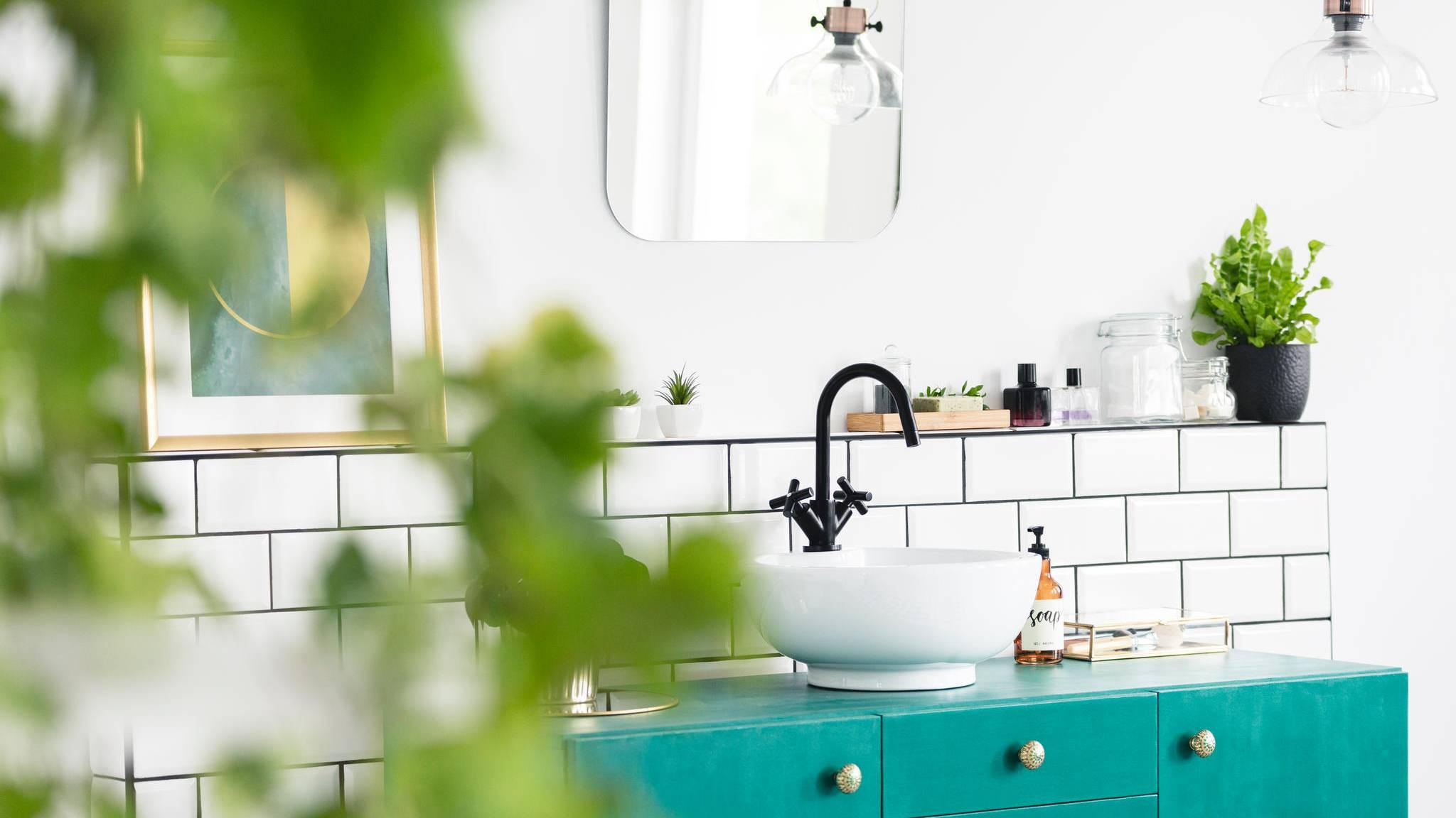 Bad-Ideen: 5 Ideen von Pinterest zum Nachstylen | STERN.de