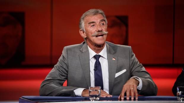 Uwe Junge,Vorsitzender der AfD-Landtagsfraktion in Rheinland-Pfalz