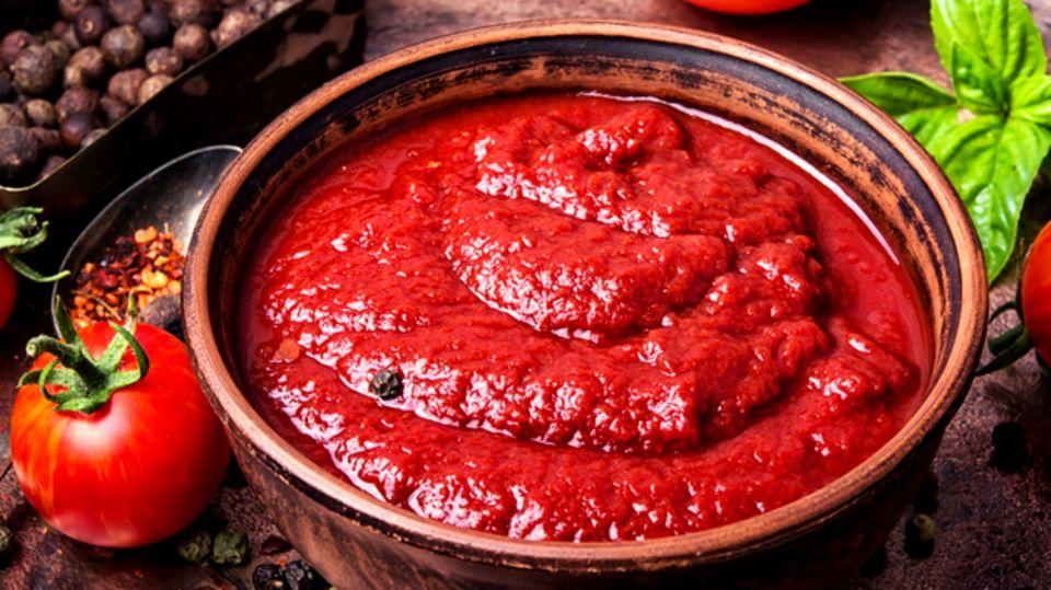 Rezept für Tomatenketchup