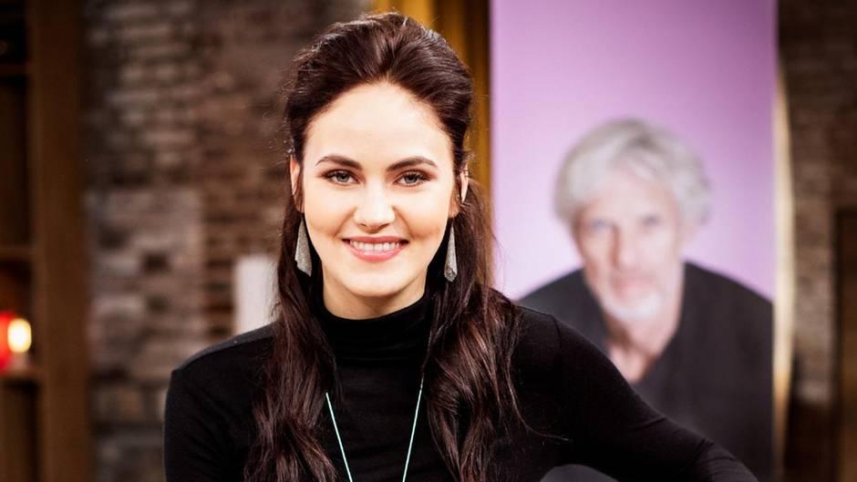 "Elena Carrière nimmt bei ""7 Töchter"" teil"