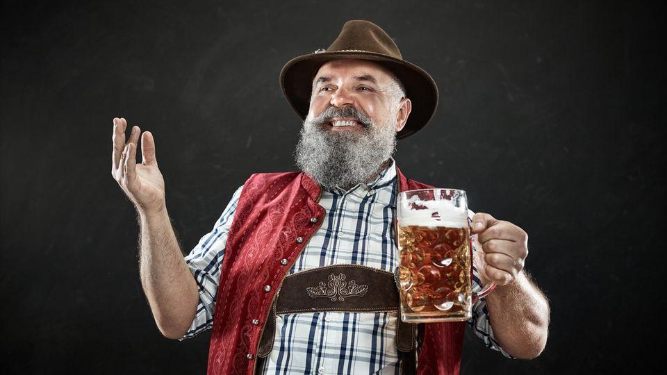 Deutsche Männer und Frauen  erfreuen sich keiner großen Beliebtheit