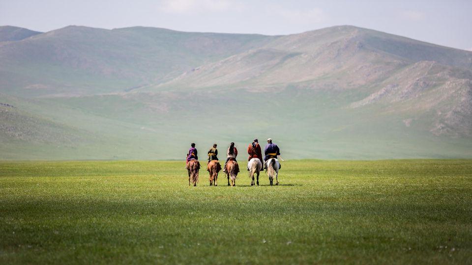 Zucker in der Mongolei: Nomaden leben in der Steppe. Medizinische Versorgung ist weit weg – und teuer
