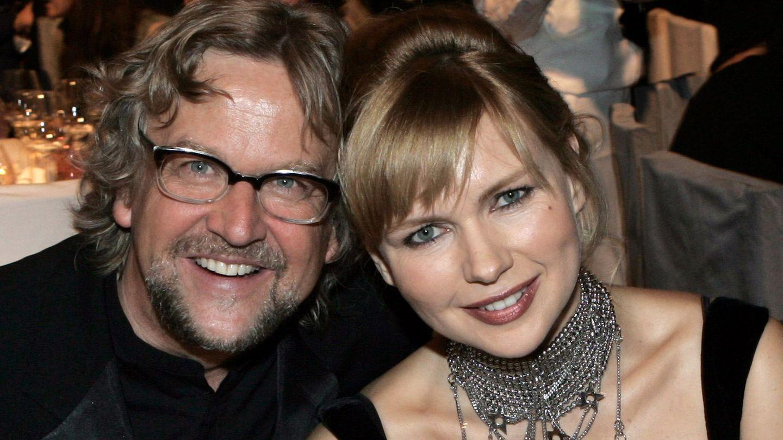 Martin Krug und Veronica Ferres