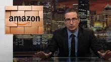 US-Comedian John Oliver kritisierte Amazon und andere Versandunternehmen
